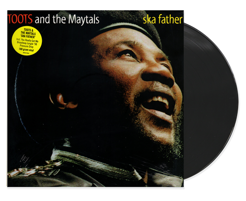 Ska Father - Toots & The Maytals (LP)