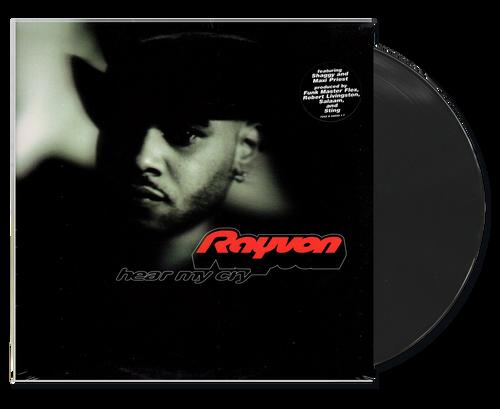 Hear My Cry - Rayvon (LP)