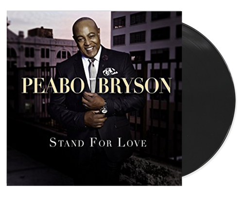 Stand For Love - Peabo Bryson (LP)