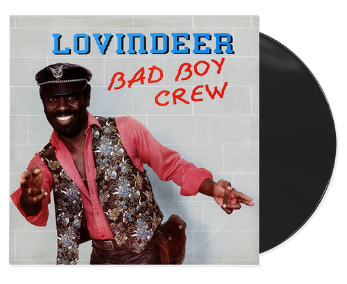 Bad Boy Crew - Lovindeer (LP)