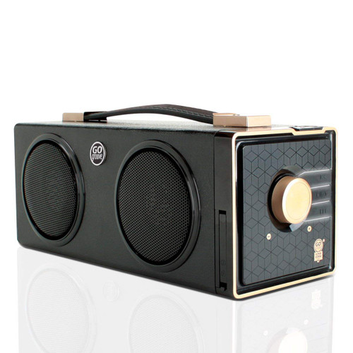 Go Groove Bluetooth Speaker System - Electronics