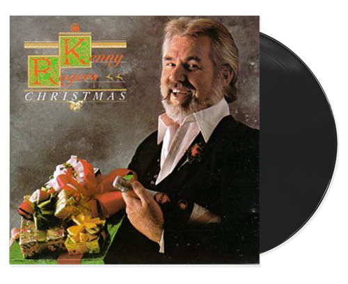 Christmas - Kenny Rogers (LP)
