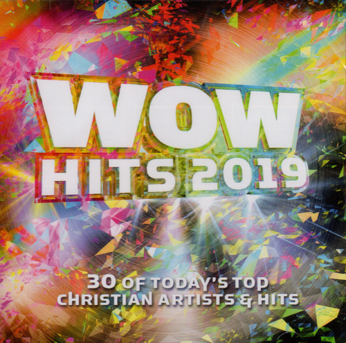 Wow Hits Christian 2019 - Various Artists (2cd)