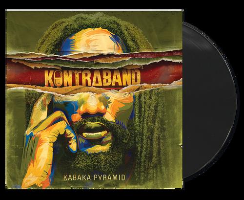 Kontraband - Kabaka Pyramid (LP)