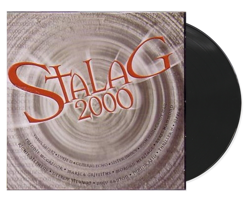 Stalag 2000 - Various Artists (LP)