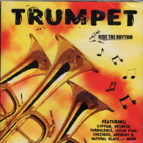 Ride The Rhythm Trumpet - Various Artists