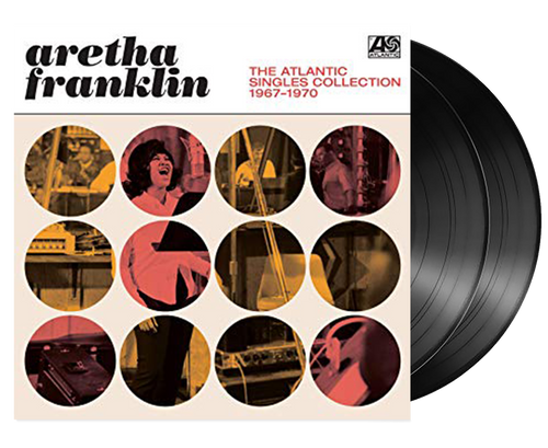 The Atlantic Singles Collection 1967-1970 - Aretha Franklin (LP)