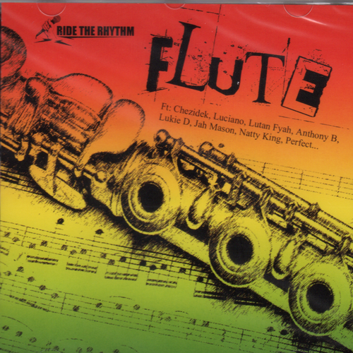 Ride The Rhythm Flute - Various Artists
