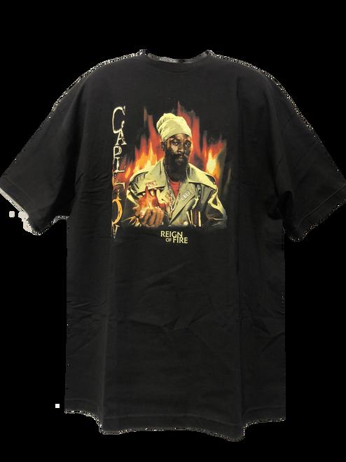 Capleton Reign of Fire  T-Shirt