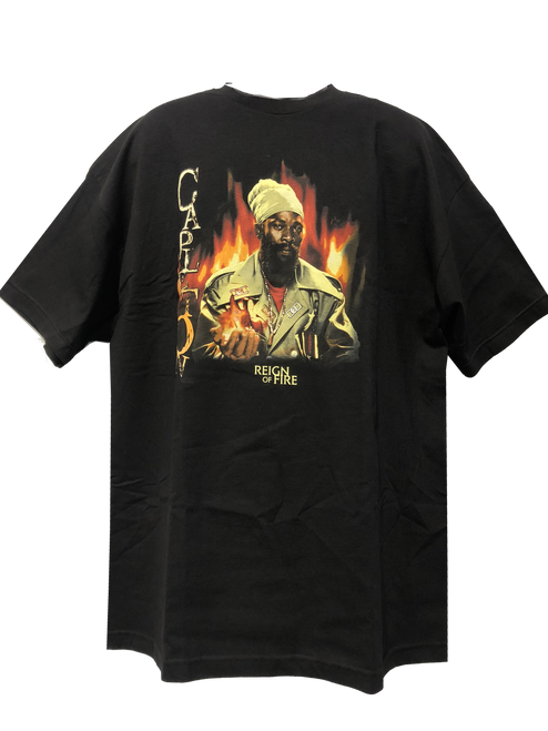 Capleton Reign of Fire  T-Shirt