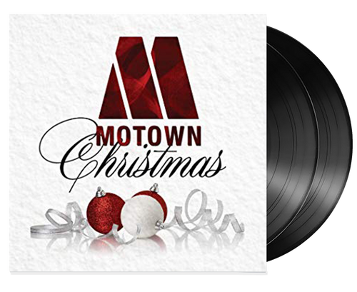 Motown Christmas - Various Artists (LP)