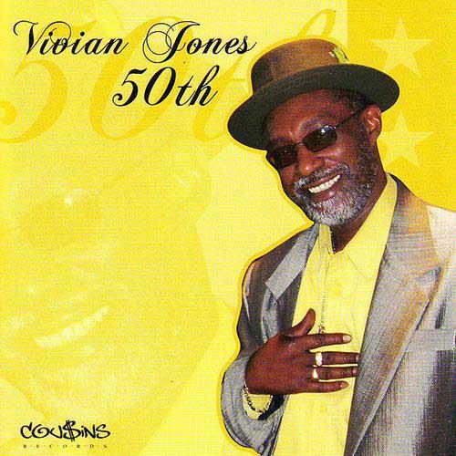 Vivian Jones 50th - Vivian Jones