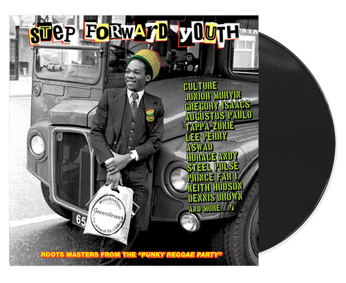 Step Forward Youth - Various Artists (LP)
