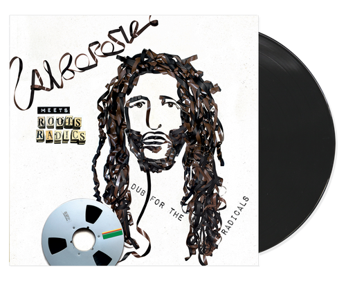 Alborosie Meets Roots Radics - Dub For The Radic - Alborosie (LP)