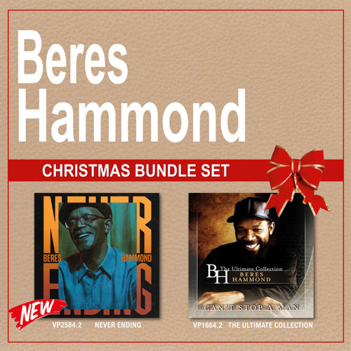 Beres Hammond Christmas Bundle Set