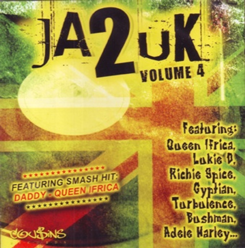 Ja 2 Uk Voloume 4 - Various Artists