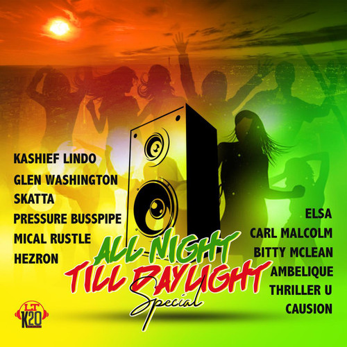 All Night Till Daylight Special - Various Artists