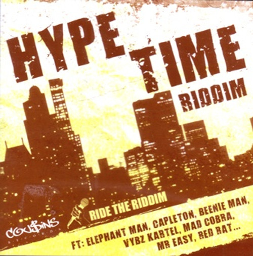 Hype Time Riddim - Various Artists