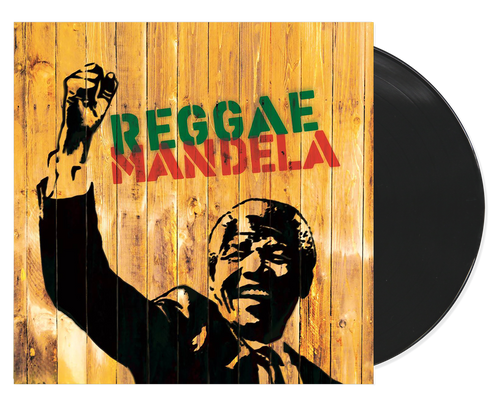 Reggae Mandela - Various Artists (LP)
