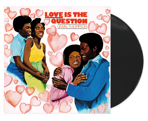 Love Is The Question - Linval Thompson (LP)
