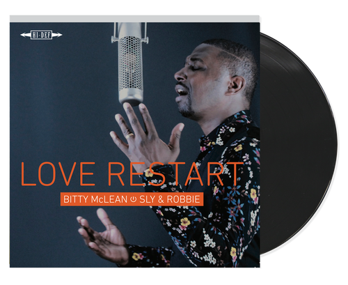 Love Restart - Bitty Mclean (LP)