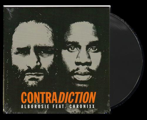 Contradiction - Alborosie Feat. Chronixx (7 Inch Vinyl)