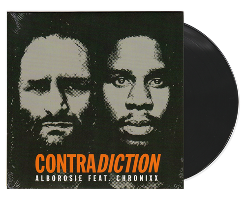 Contradiction - Alborosie Feat. Chronixx (7 Inch Vinyl)