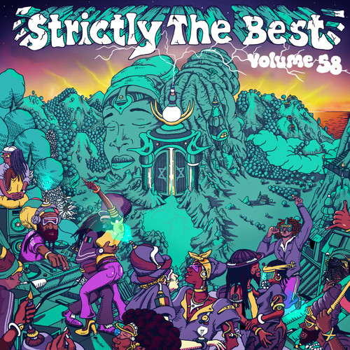 Strictly The Best Vol 58 - Various Artists (HD Digital Download)