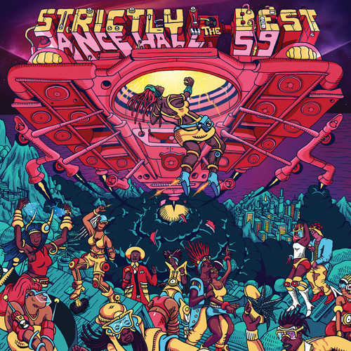 Strictly The Best Vol 59 - Various Artists (HD Digital Download)