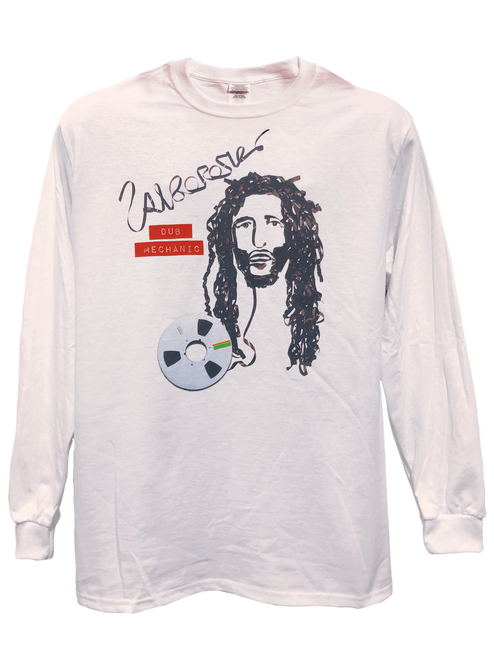Alborosie Dub Mechanic T-Shirt