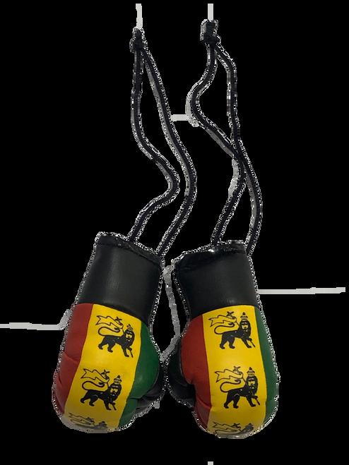 Boxing Gloves: Lion Of Judah