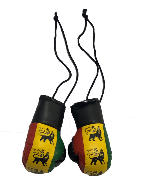 Boxing Gloves: Lion Of Judah - Boxing Gloves
