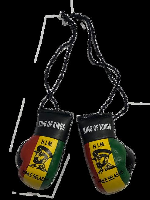 Boxing Gloves: Haile Selassie - Boxing Gloves
