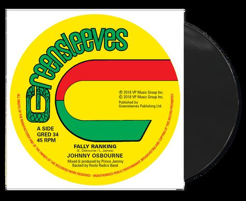 Fally Ranking - Johnny Osbourne (12 Inch Vinyl)