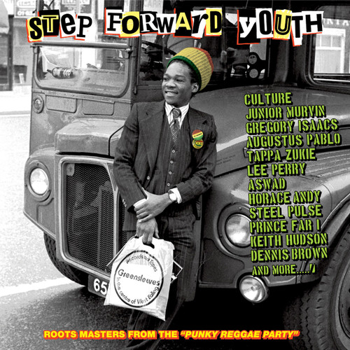 Step Forward Youth - Various Artists (HD Digital Download)