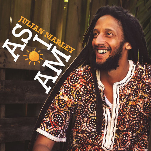 As I Am - Julian Marley