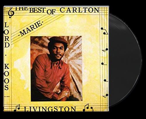 Best Of - Carlton Livingston (LP)