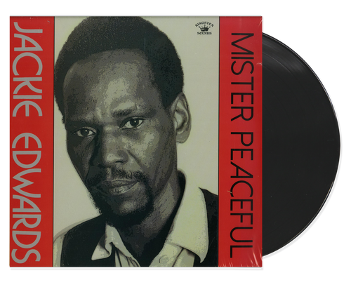 Mister Peaceful - Jackie Edwards (LP)