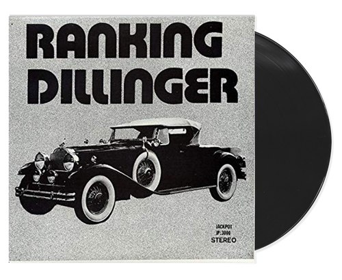 None Stop Disco Style - Ranking Dillinger (LP)