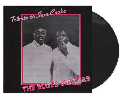 Tribute To Sam Cooke - The Blues Busters (LP)