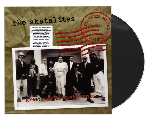 Greetings From Skamania - Skatalites (LP)