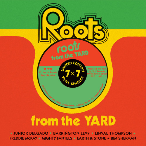 "Roots From The Yard (7"" Box Set) - Various Artists (7 Inch Vinyl)"