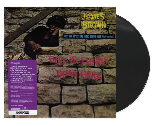 Sho Is Funky Down Here - James Brown (LP)