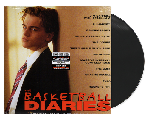 Basketball Diaries - Soundtrack (LP)