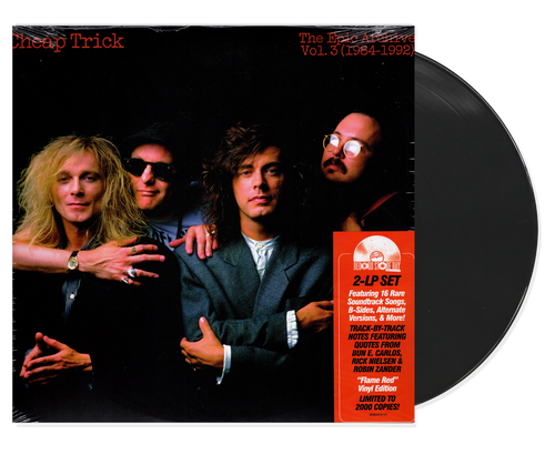 The Epic Archive Vol.3 - Cheap Trick 2lp (LP)