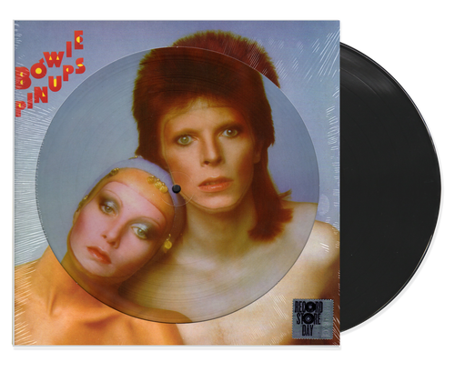 Pin Ups - David Bowie (LP)