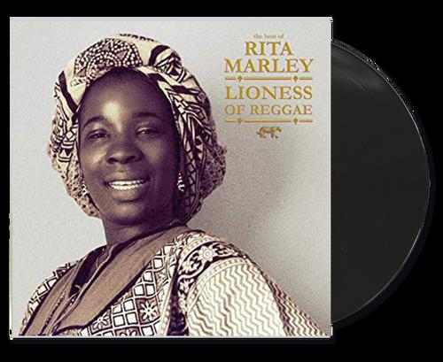 Lioness Of Reggae: The Best Of Rita Marley - Rita Marley (LP)