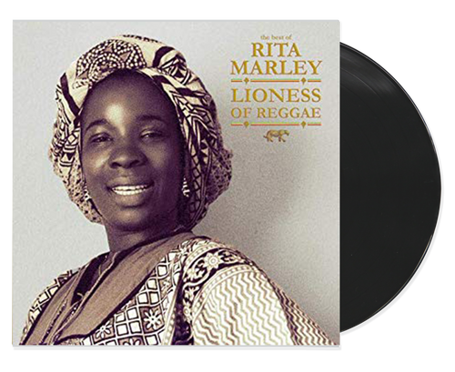 Lioness Of Reggae: The Best Of Rita Marley - Rita Marley (LP)