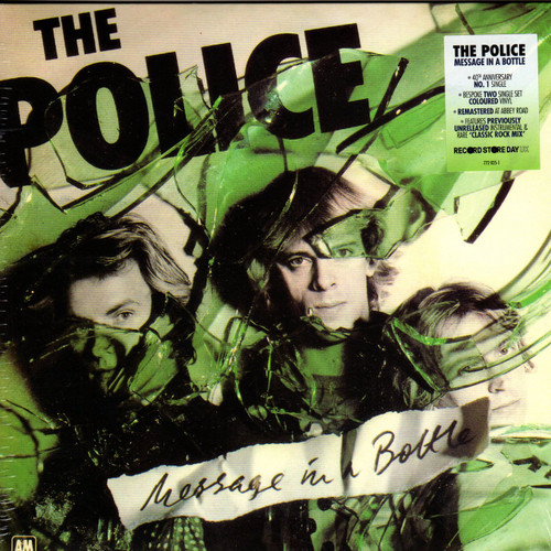 Message In A Bottle - Police (7 Inch Vinyl)