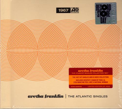 Atlantic Singles 1967 Limited Edition - Aretha Franklin (7 Inch Vinyl)